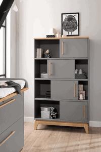 PAIDI shelves