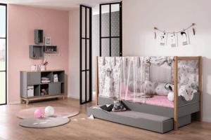 PAIDI single bed