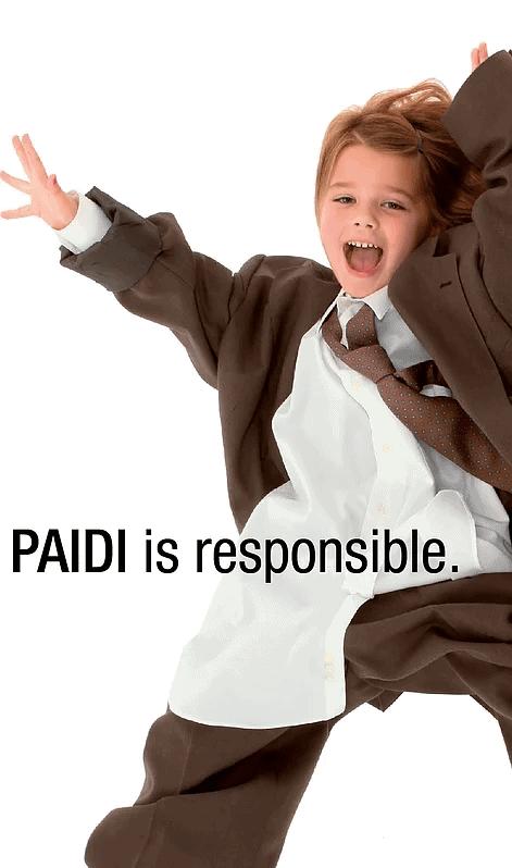 PAIDI is responsible.
