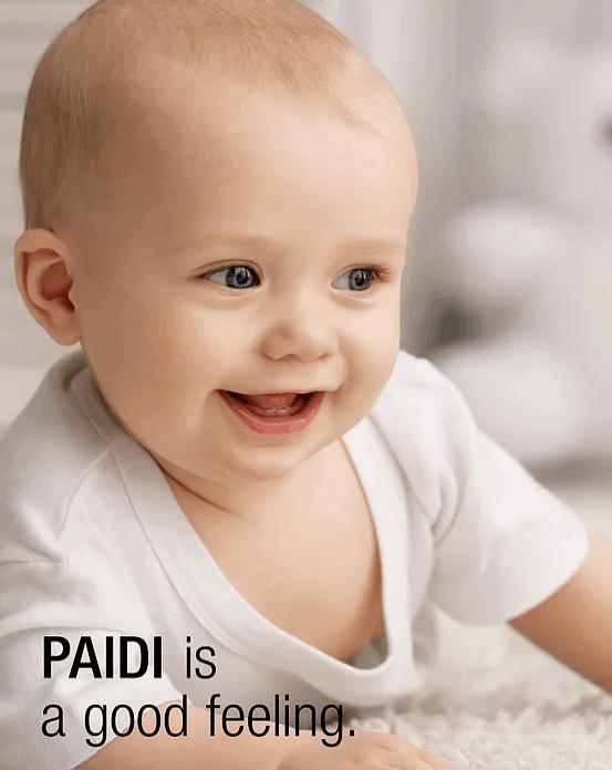 PAIDI is a good feeling.