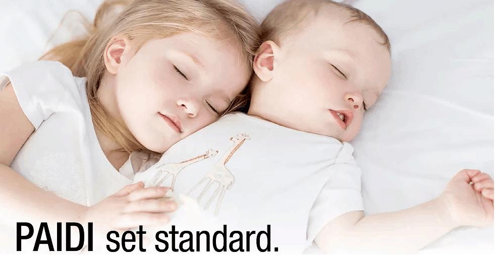PAIDI set the standard.