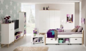 PAIDI cabin bed