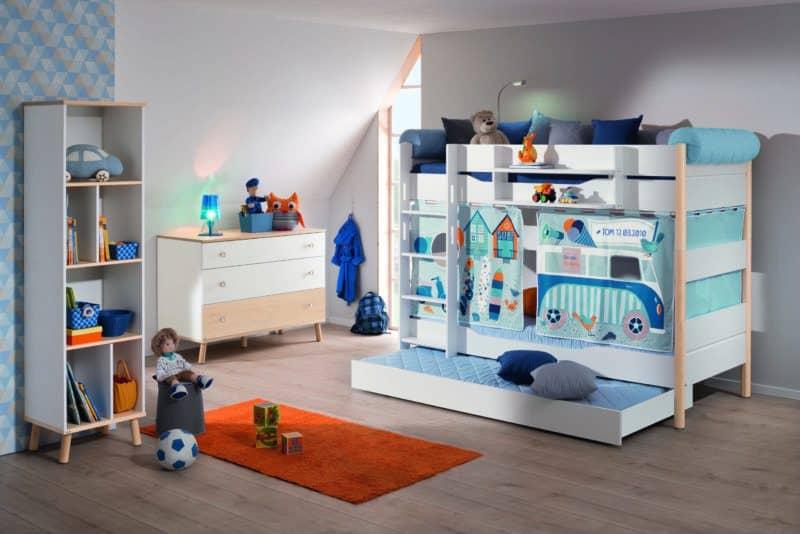 在選購兒童床時,三大原因父母會加入考慮子母床