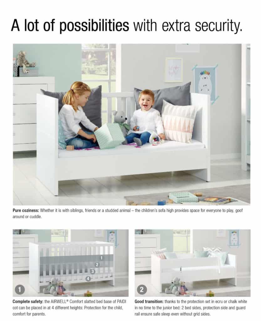 超過八十年歷史 引以為傲的嬰兒床 (BB床) 推介