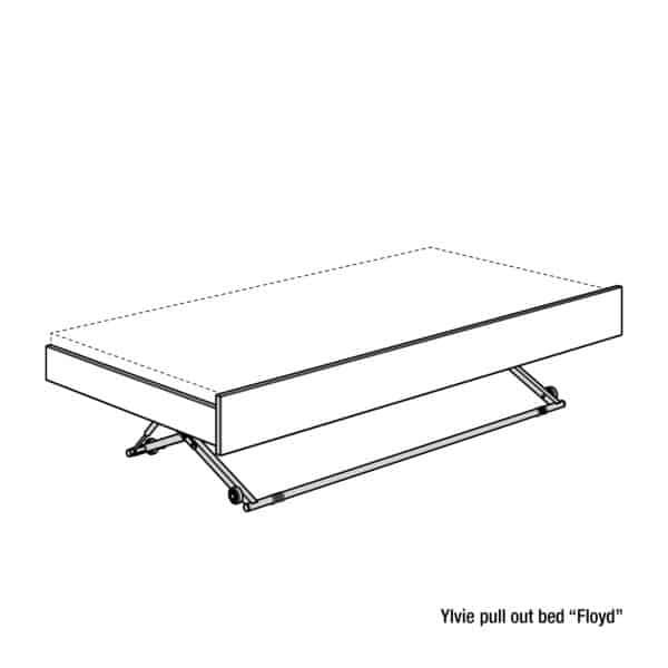 Ylvie single bed