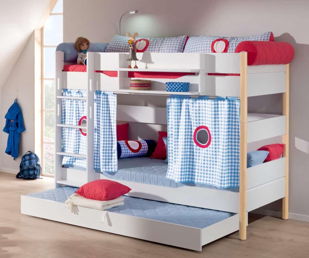 兒童房間選購攻略-第三篇半高床 Play bed