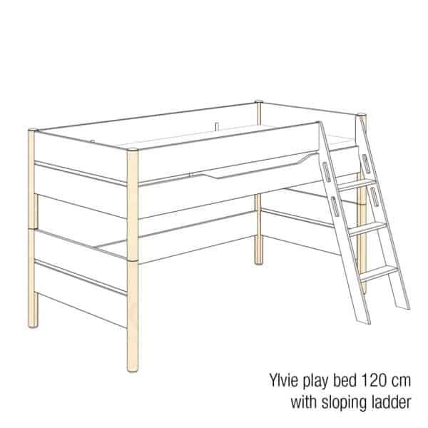 Ylvie play bed 120cm