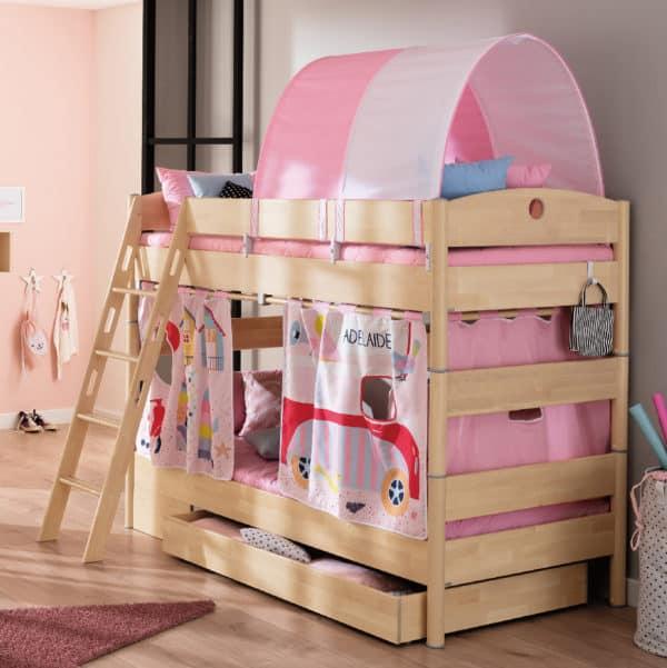 Fleximo bunk bed 155cm