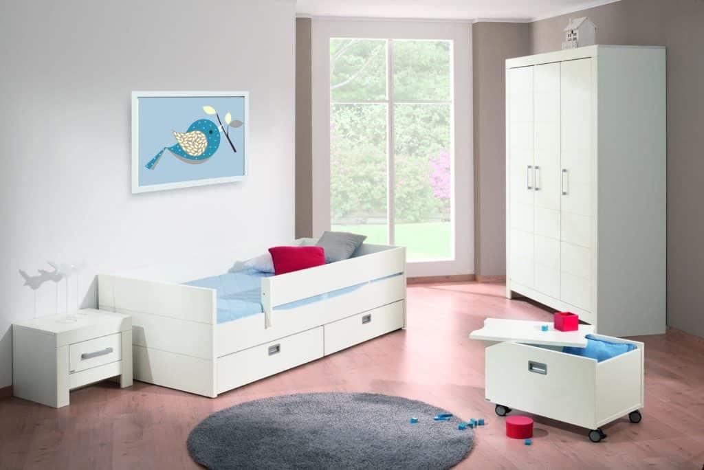 兒童房間選購攻略-第二篇單人床 (三歲幼童)