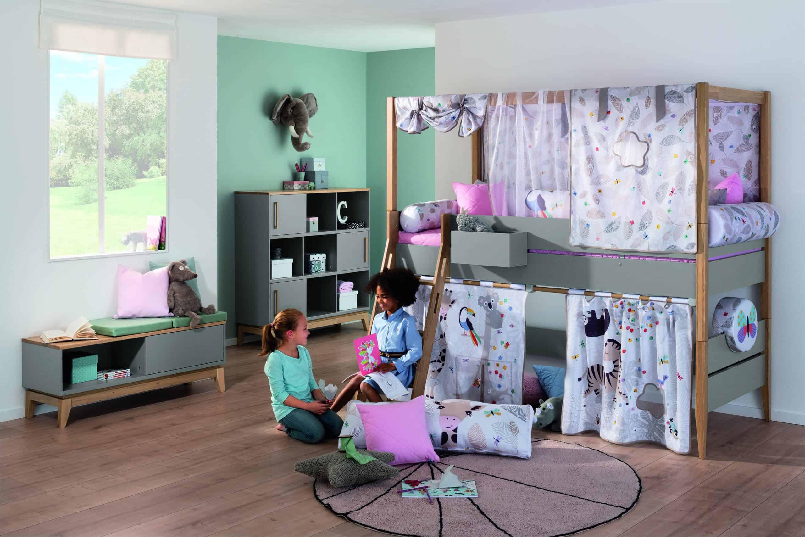 兒童 Play bed 半高床:優點和缺點