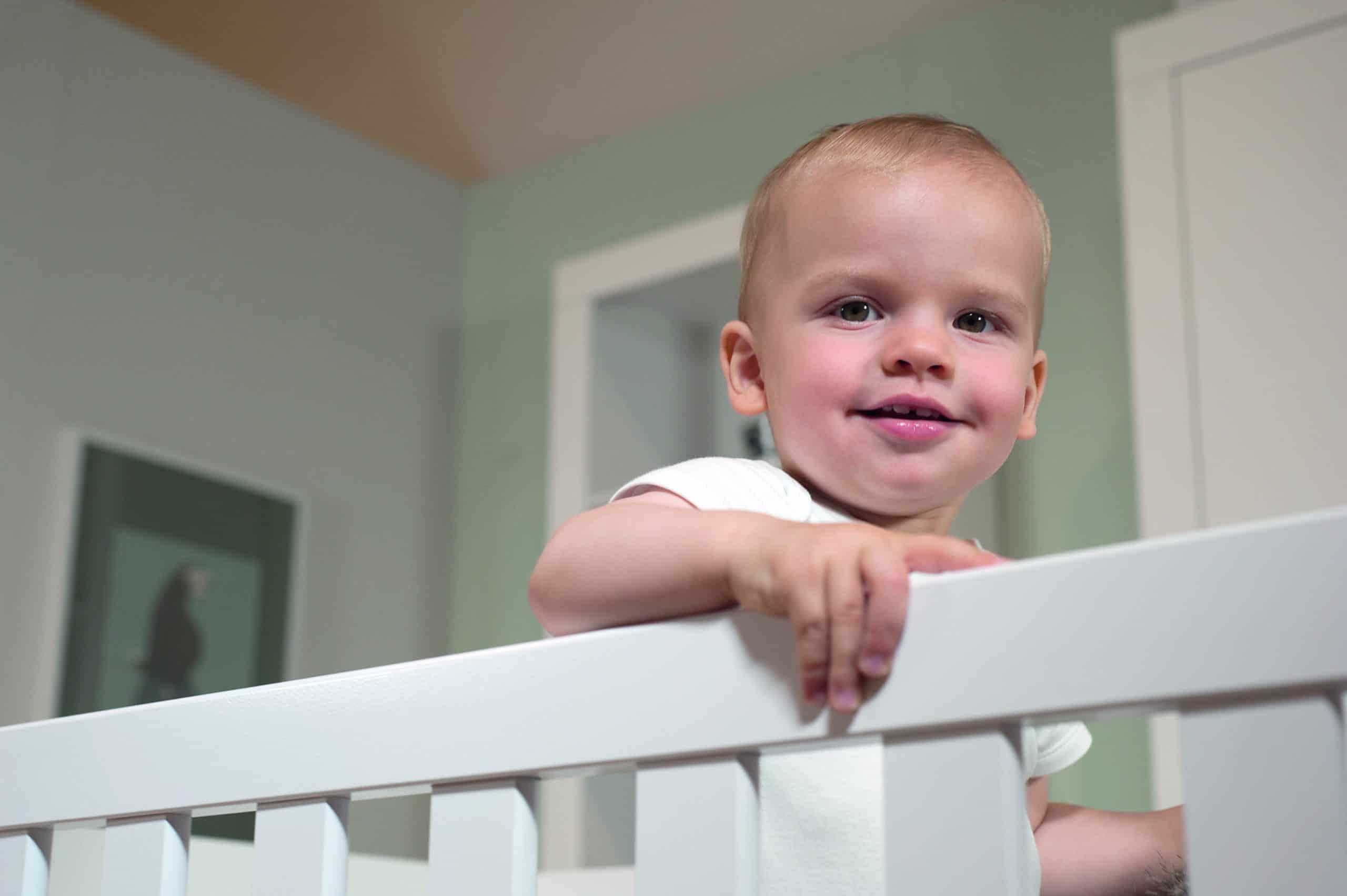 為BB選擇舒適安全的嬰兒床