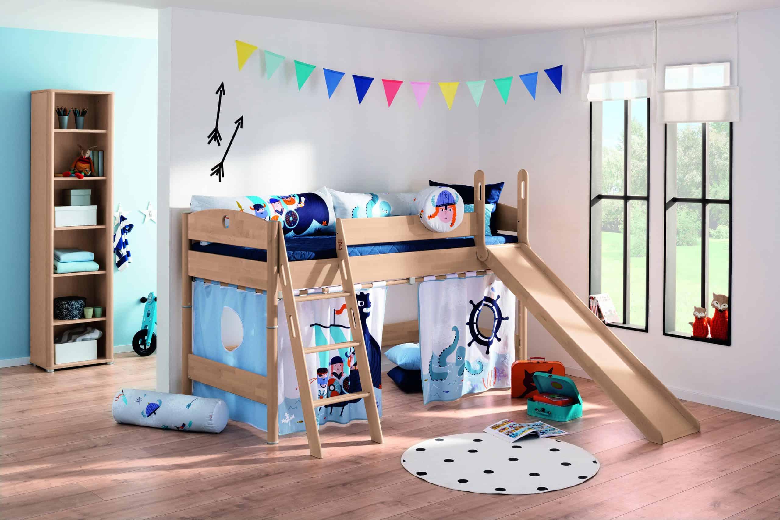 實木兒童床:是正確的選擇嗎?