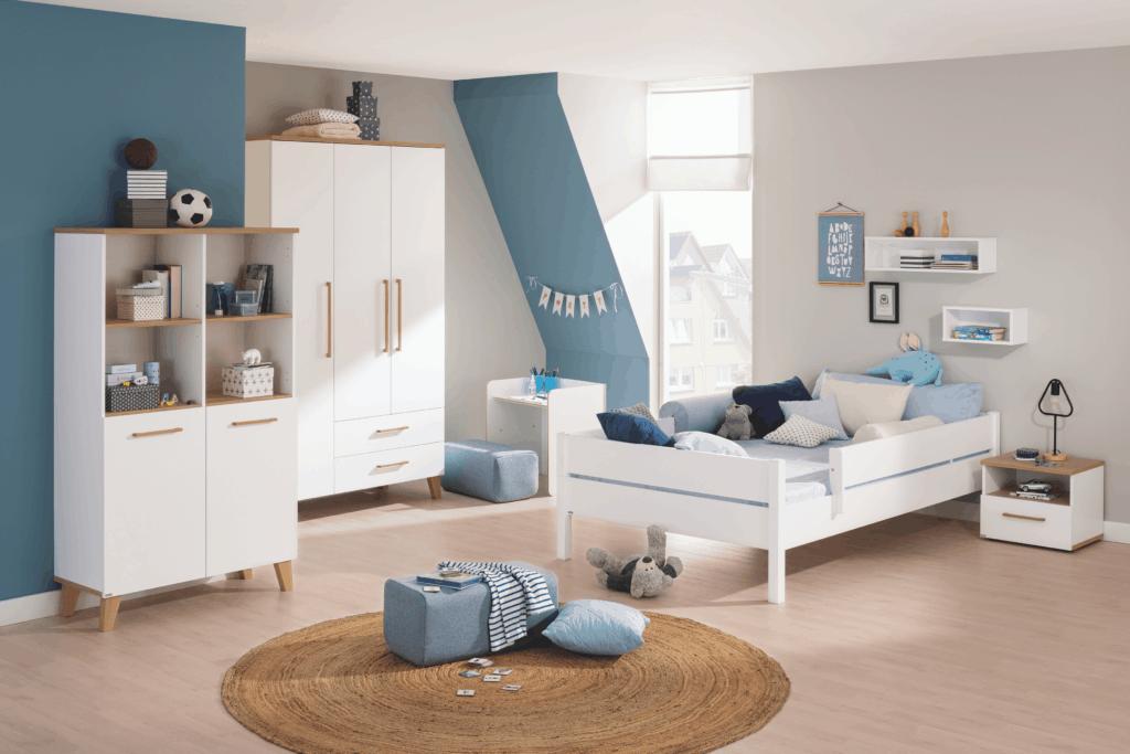 TIAGO 2021年全新一系列組合床 簡潔外型