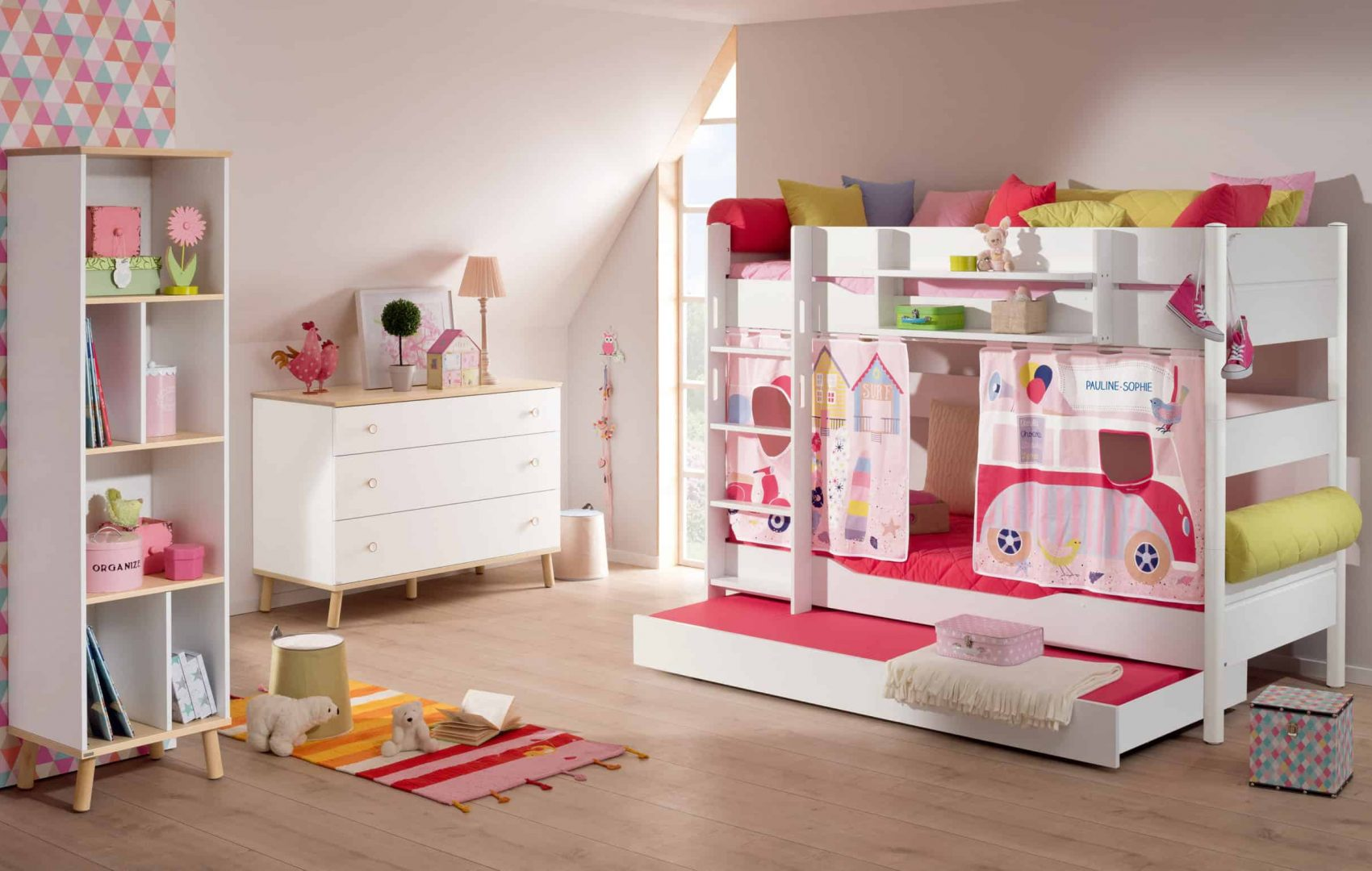 PAIDI bunk bed